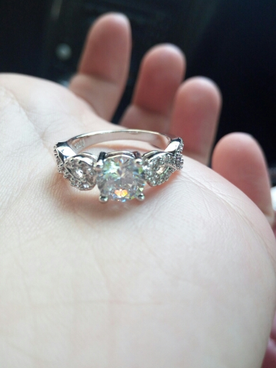 white-gold-plated-cz-diamond-infinity-ring