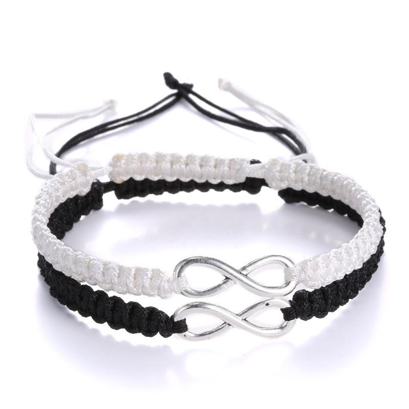 Infinity Bracelet for couples